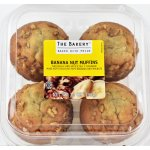The Bakery At Walmart Banana Nut Muffins, 4pk