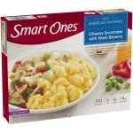 Smart Ones® Tasty American Favorites Cheesy Scramble with Hash Browns 6.49 oz. Box