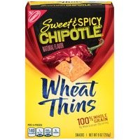 Wheat Thins Sweet & Spicy Chipotle Crackers