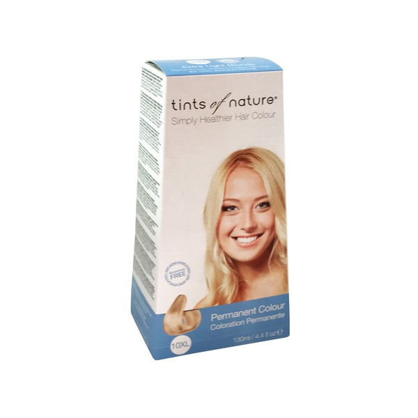 Tints Of Nature Conditioning Permanent Hair 120M Extra Light Blonde Xl