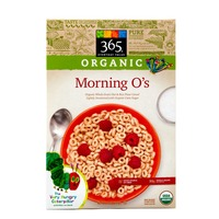 365 Organic Morning O's Cereal