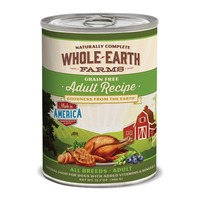Goodness from the Earth Naturally Complete Whole Earth Farms, Food for Dogs