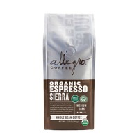 Allegro Coffee Organic Espresso Sierra Ground Coffee