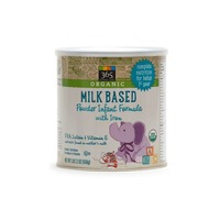 365 Organic Milk Based Powder Infant Formula With Iron