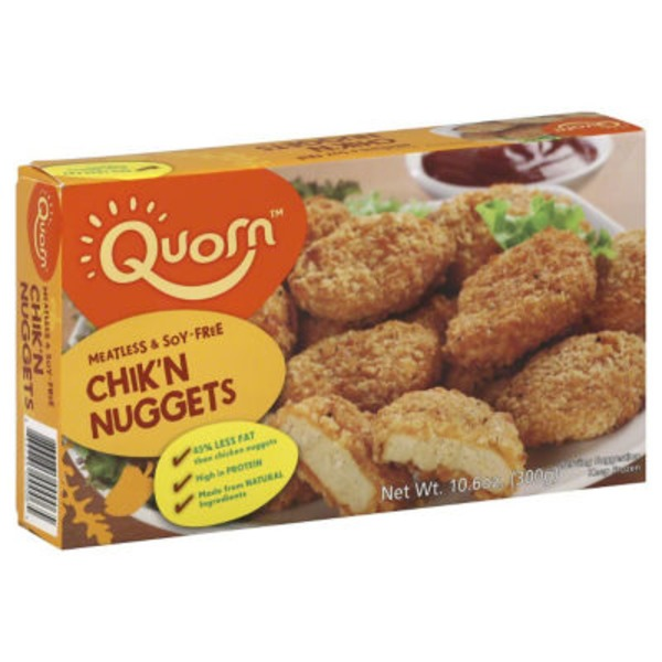 Quorn Chickn Style Nuggets