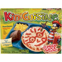 Kid Cuisine Cheese Pizza Meal, 7.45 Ounce