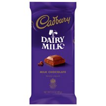 CADBURY DAIRY MILK Chocolate Bar, 3.5 oz