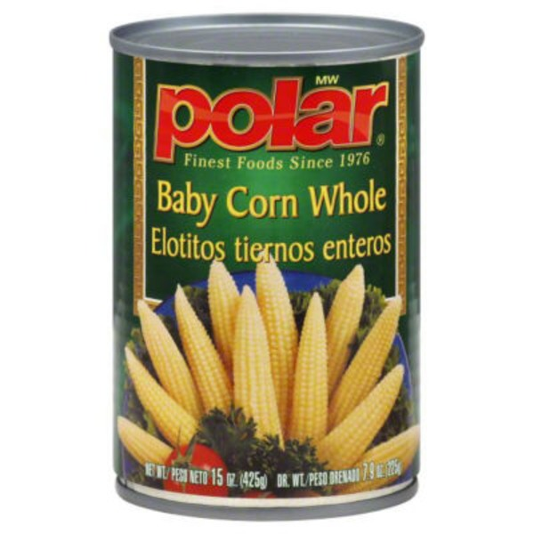Polar Whole Baby Corn