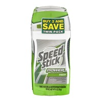 Speed Stick Power Antiperspirant Deodorant Fresh - 2 CT
