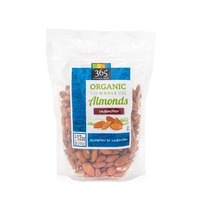 Organic Roasted Unsalted Almonds