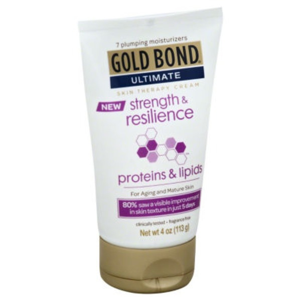 Gold Bond Strength & Resilience Proteins & Lipids Skin Lotion