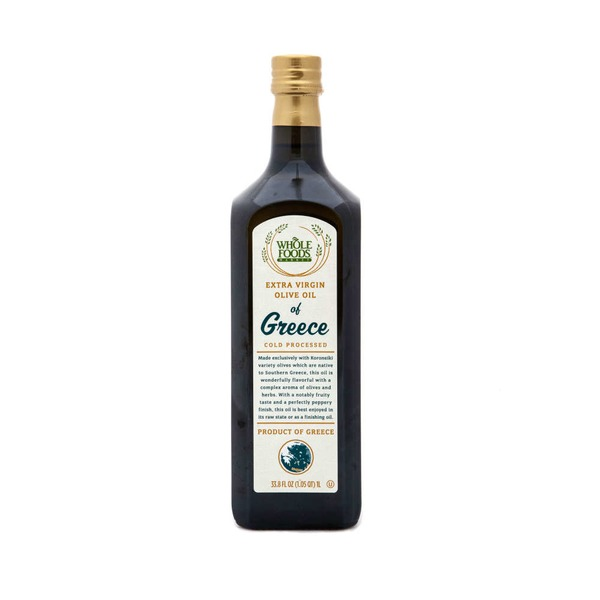 Whole Foods Market Greece Extra Virgin Olive Oil
