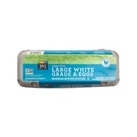 365 Cage Free Non Gmo Fed Extra Large White Grade A Eggs
