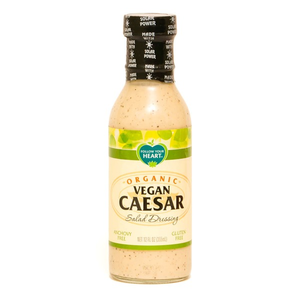 Follow Your Heart Organic Vegan Caesar Salad Dressing