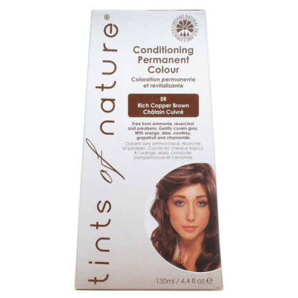 Tints Of Nature Conditioning Permanent Hair 120 M Rich Copper Brown 5R
