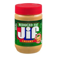 Jif Reduced Fat Creamy Peanut Butter Spread