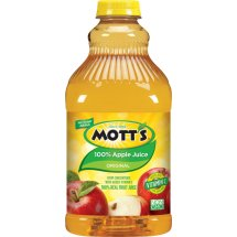 Mott's 100% Fruit Juice, Apple, 64 Fl Oz, 1 Count