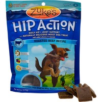 Zuke's Hip Action Roasted Beef Recipe Moist dog Treat
