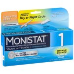 MONISTAT 1 Combination Pack 1-Day Ovule with Day or Night Formula