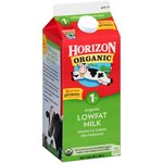 Horizon Organic Low Fat Milk