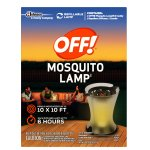 OFF! Mosquito Lamp Starter Kit 1 count, 0.029 Ounces