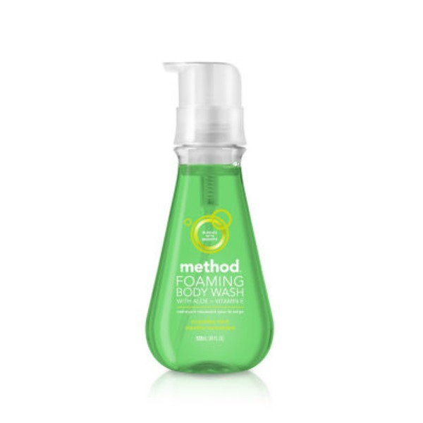 Method Foaming Body Wash Cucumber Mint