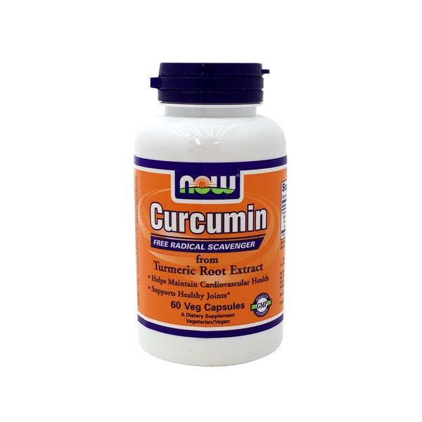 Now Curcumin from Turmeric Root Extract