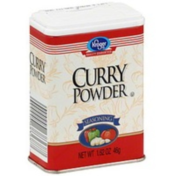 Kroger Curry Powder