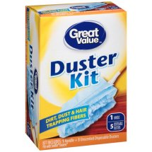 Great Value Duster Kit, 6 Count