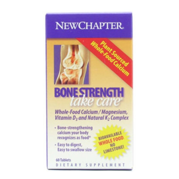 New Chapter Bone Strength Dietary Supplement