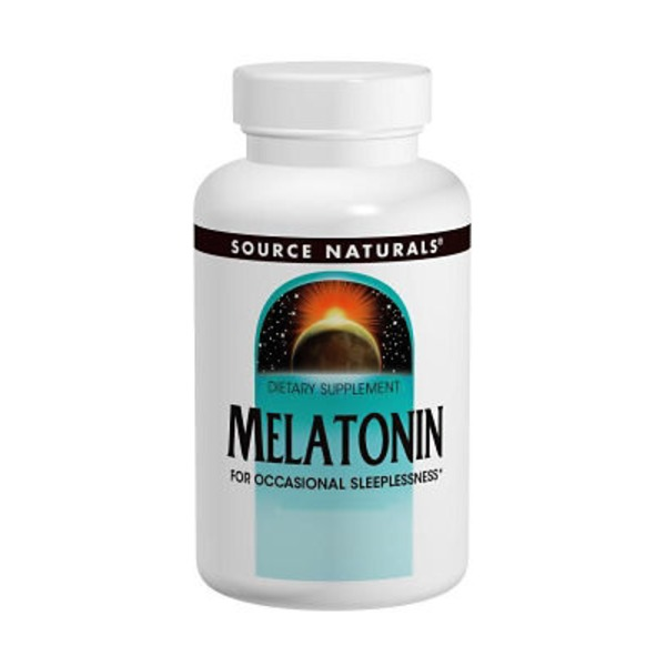 Source Naturals Melatonin 10 Mg Tablets