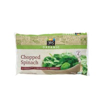 365 Organic Chopped Spinach