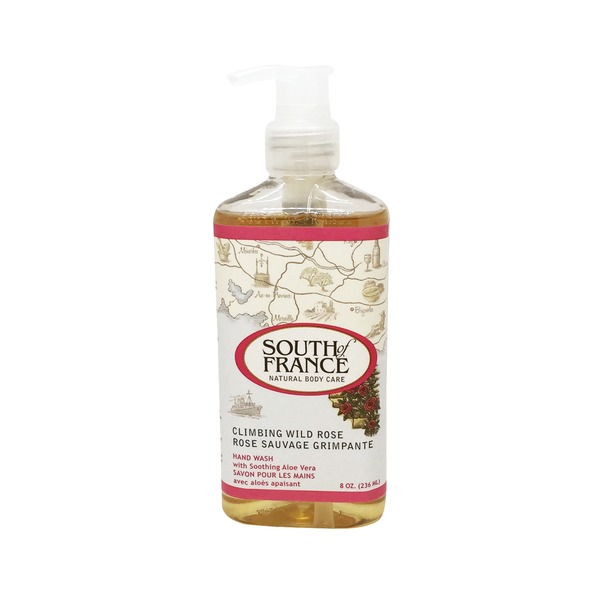 South of France Hand Wash, Climbing Wild Rose