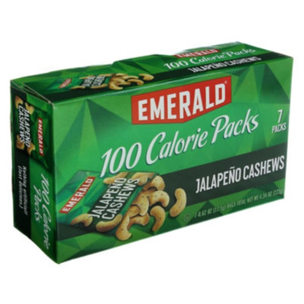 Emerald Cove Jalapeno Cashews