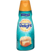 International Delight Cinnabon Classic Cinnamon Roll Coffee Creamer