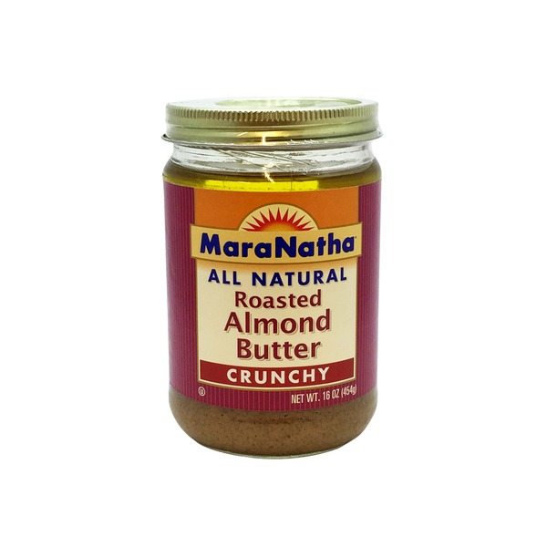 Maranatha Crunchy No-Salt Roasted Almond Butter