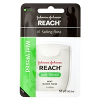 Reach® Mint Waxed Floss Interdental