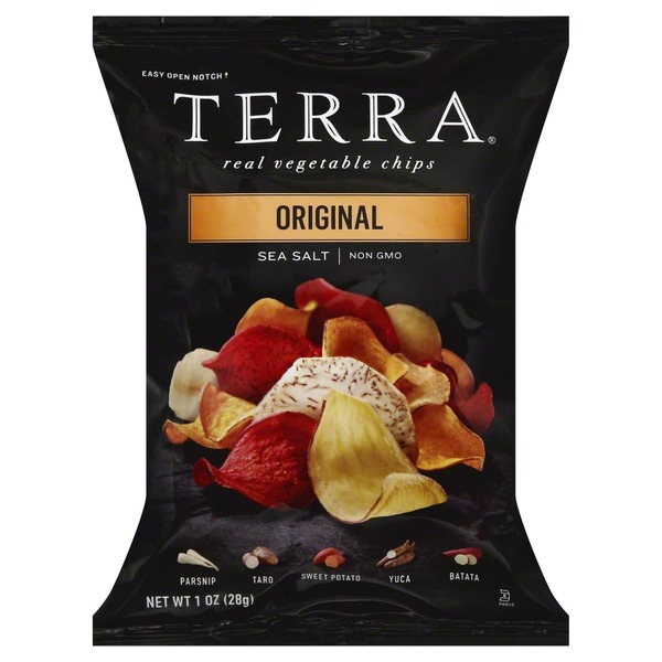 Terra Real Vegetable Chips, Original