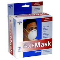Medline N95 Grade Face Mask