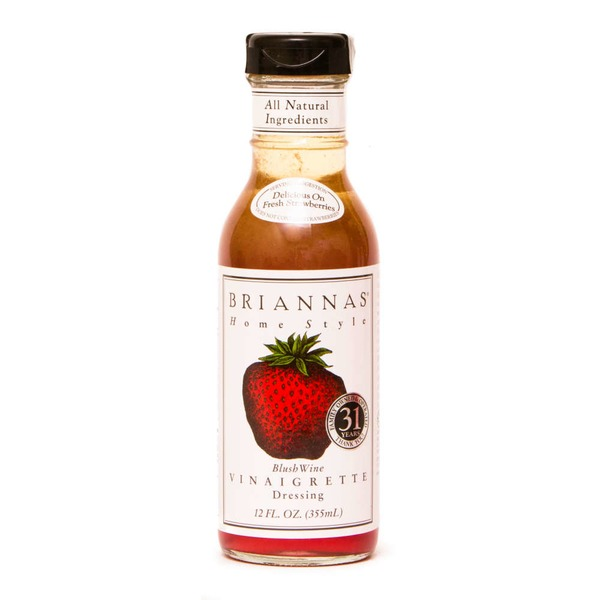 Brianna's Home Style Blush Wine Vinaigrette Dressing
