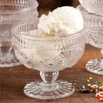 The Pioneer Woman Adeline Glass Sundae Cup Clear