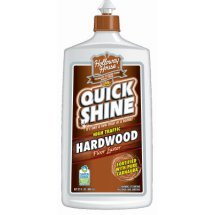 Holloway House Quick Shine High Traffic Hardwood Floor Luster, 27 fl oz
