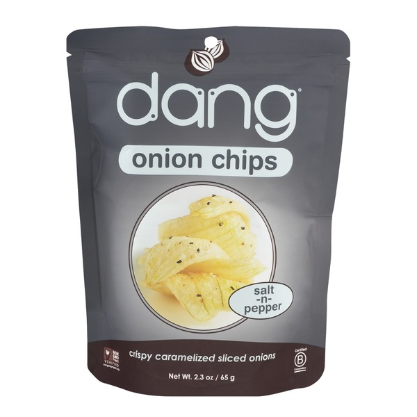 Dang Onion Chips Salt-n-Pepper