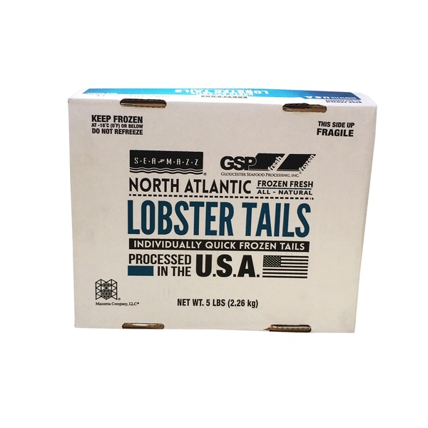 Kirkland Signature Frozen Wild Cold Water Lobster Tails