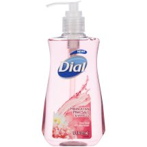 Dial Liquid Hand Soap with Moisturizer, Himalayan Pink Salt & Water Lily, 7.5 Ounce