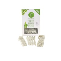 Repurpose Renewable BPA-Free Compostable Assorted Cutlery