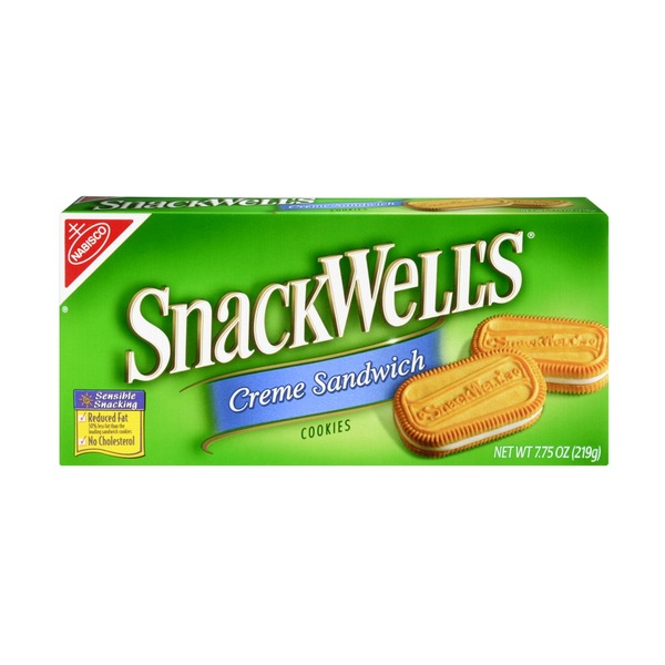 SnackWell's Nabisco SnackWell's Cream Sandwich Cookies