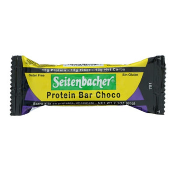 Seitenbacher Chocolate Protein Bar