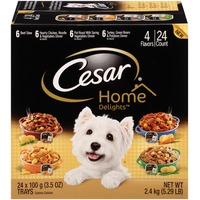 Cesar Home Delights Canine Cuisine Variety Pack Wet Dog Food
