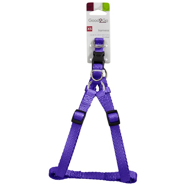 Good2 Go Extra Small Purple Dog Harness